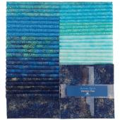 Artisan Spirit - Shimmer Blue Lagoon Metallic Tiles