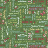 Spruce Mountain - Words Spruce Yardage