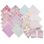 Fairy Garden Fat Quarter Bundle