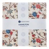 "Hamilton - From Eliza Hamilton's Era c. 1770-1790 10"" Squares"