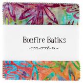 Bonfire Batiks Charm Pack