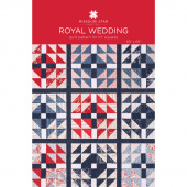 Royal Wedding Quilt Pattern by Missouri Star