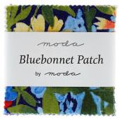 Bluebonnet Patch Mini Charm Pack