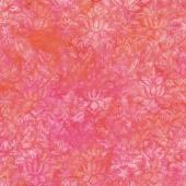 Floralicious Batiks - Morris Foulard Sherbet Yardage
