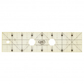"Quilters Select Long Arm Ruler - 2"" x 8"""