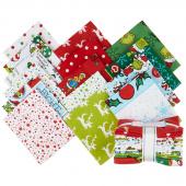 How the Grinch Stole Christmas Fat Quarter Bundle