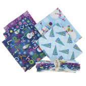 By Golly Get Jolly! Fat Quarter Bundle