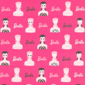 Barbie - Main Hot Pink Yardage