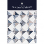 Grand Adventures Quilt Pattern by Missouri Star