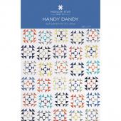 Handy Dandy Quilt Pattern by Missouri Star