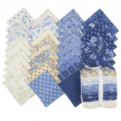 Regency Ballycastle Chintz 18th Century Fat Quarter Bundle