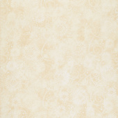 "Wilmington Essentials - Flower Burst Parchment 108"" Wide Backing"