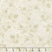 Burgundy & Blush - Full Bloom Vintage Yardage