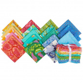Tula Pink Favorites Rainbow Fat Quarter Bundle