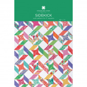 Sidekick Quilt Pattern by Missouri Star
