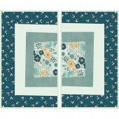 Christopher Thompson The Tattooed Quilter Seeing Double Mini Quilt Kit