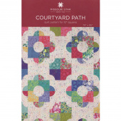 Courtyard Path Quilt Pattern by Missouri Star