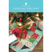 Christmas Tree Skirt Quilt Pattern by Missouri Star