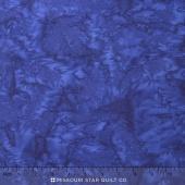 Gemstone Batiks - Salt Texture Indigo Yardage