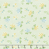Granny Chic - Bouquet Green Yardage