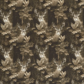Realtree - Heritage Proud Deer Etched Woods Multi Yardage