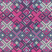 Mystical Land - Refractions Violet Purple Yardage