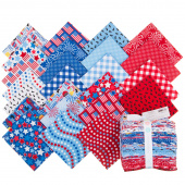 Patriotic Picnic Fat Quarter Bundle