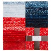 Artisan Batiks - Color Source 7 Ten Squares