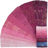 """Artisan Spirit - Shimmer Hibiscus 2.5"""" Strips"""