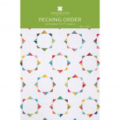 Pecking Order Quilt Pattern by Missouri Star
