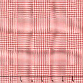 The Christmas Card - Tweed Red Yardage