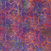 Tonga Batiks - Jump Grape Island Yardage