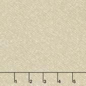 Woolies Flannel - Nubby Tweed Tan Yardage