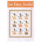 Just Kitten Around Quilt Pattern