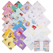 Disney Forever Princess Fat Quarter Bundle