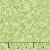 Echo - Tonal Filigree Fern Yardage