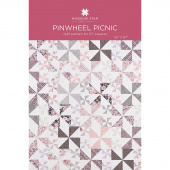 Pinwheel Picnic Quilt Pattern by Missouri Star