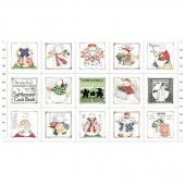 Snow Sweet - Christmas Cooks Panel