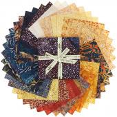 Desert Sun Batiks Stamps