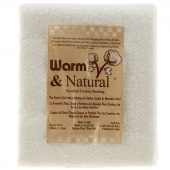 Warm & Natural® Cotton Batting Craft
