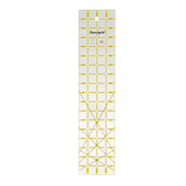 "Omnigrid® Mini Grid Ruler 4"" x 18"""