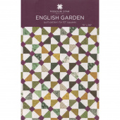 English Garden Quilt Pattern by Missouri Star