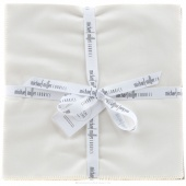 "Cotton Couture Soft White 10"" Squares"