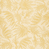 Treasures of Alexandria - Multi Trees Ivory Metallic Yardage