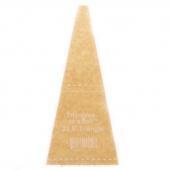 22 1/2 Degree Triangle Ruler