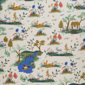 English Garden - Garden Toile Cream Yardage