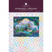 Pinwheel Dreams Quilt Pattern by Missouri Star