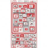 Scandi - Advent Calendar Multi Panel