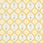 Queen Bee - Hive Queen Yellow Yardage