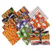 Spooky Snacks Fat Quarter Bundle